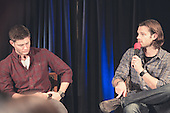 Jensen and Jared Panel | SPN ChiCon 2013