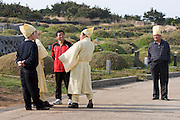 Udo, a small Island near Jeju-do. Grievance ritual.