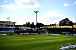 General view prior to kick off - Mandatory by-line: Ryan Hiscott/JMP - 04/05/2019 - FOOTBALL - Memorial Stadium - Bristol, England - Bristol Rovers v Barnsley - Sky Bet League One