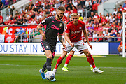 Mateusz Klich of Leeds United (43) during the EFL Sky Bet Championship match between Bristol City and Leeds United at Ashton Gate, Bristol, England on 4 August 2019.