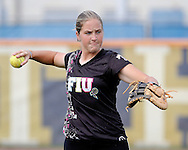 FIU VS. FAU  Final Game of the season at home against rival owls.  Game recognized Brian Cancer Awareness Month and dedicated this victory to Juliana Silvernail. FIU went on to win the game 1-0.