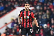 Callum Wilson (13) of AFC Bournemouth during the Premier League match between Bournemouth and West Bromwich Albion at the Vitality Stadium, Bournemouth, England on 17 March 2018. Picture by Graham Hunt.