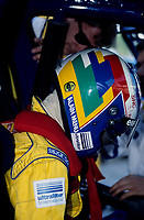 Alain Menu<br /> William Renault Dealer Racing<br /> Auto Trader British Touring Car Championship<br /> Oulton Park 26th - 29th May 1995
