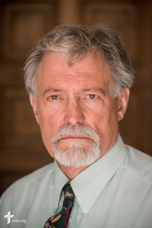 Headshot of Dr. E. Christian Kopff, associate professor of Classics at the University of Colorado, Boulder, on Wednesday, July 22, 2015, in Boulder, Colo. LCMS Communications/Erik M. Lunsford
