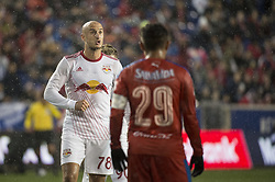 March 1, 2018 - Harrison, New Jersey, United States - New York Red Bulls defender AURELIEN COLLIN (78) during the CONCACAF Champions league match at Red Bull Arena in Harrison, NJ.  NY Red Bulls defeat CD Olimpia 2-0  (Credit Image: © Mark Smith via ZUMA Wire)