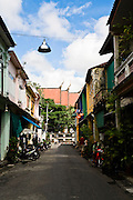 Soi Romanee shop houses, Phuket Old Town