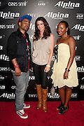Will, Shannon Elizabeth, and Kelly