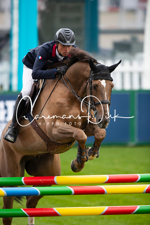 Levy Edward, FRA, Drag Du Buisson Z<br /> Jumping International de La Baule 2019<br /> <br /> 16/05/2019