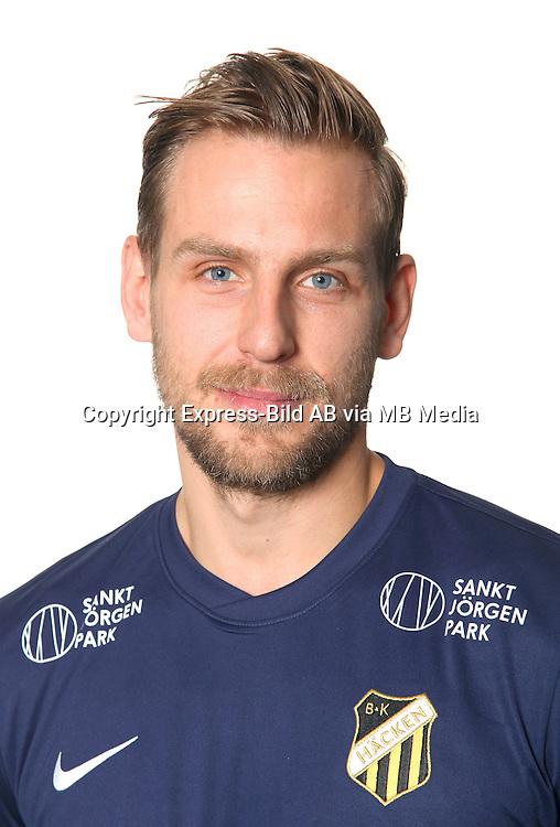 Alexander Nadj<br /> Halvfigur<br /> @Leverans<br /> Allsvenskan 2016<br /> Fotboll