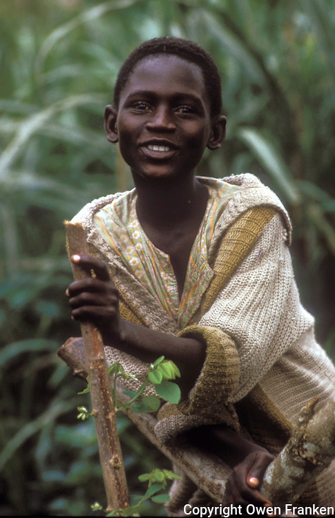 Child in Nigeria