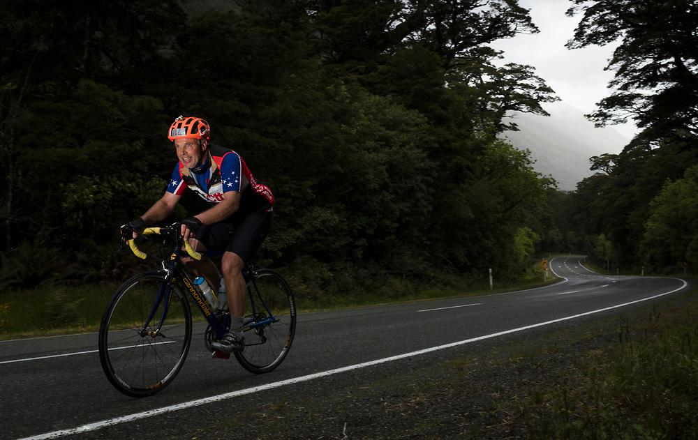 Road Cyclist, Milford Road