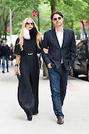 Rachel Zoe and Rodger Berman at Gucci Resort 2016