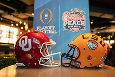 191208 - Peach Bowl Selection