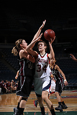 Menomonee Falls vs Brookfield East girls 2/22/2011