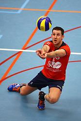 20160109 NED: Volleybal: SV Land Taurus - Abiant Lycurgus, Houten<br />Bert Sturkenboom