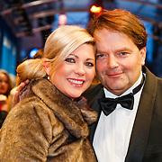 NLD/Amsterdam/20130408 - Filmpremiere Daglicht, Victor Low en Marieke Kieft