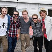 NLD/Breda/20140426 - Radio 538 Koningsdag, Rigby, Christon Kloosterboer, Lars van Starrenburg, Bart Meeldijk