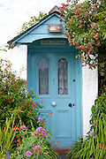 Cadgwith Blue Door