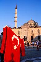 Turquie - Istanbul - Mosquée Yeni Cami // Yeni Cami mosque. Istanbul. Turkey.