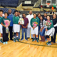Lady Eagles Senior Night 2013