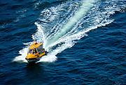 A Sydney Harbour Water Taxi. Sydney, Australia