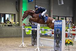 Callewaert Auri, BEL, V De Vie<br /> Nationaal Indoorkampioenschap  <br /> Oud-Heverlee 2020<br /> © Hippo Foto - Dirk Caremans