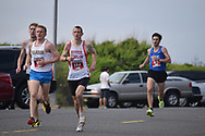 Spring Lake, NJ--May 24, 2014. Early Leaders in the Race
