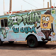Goodfellas Ice Cream truck,Talent, OR. Sept 11-16 2014