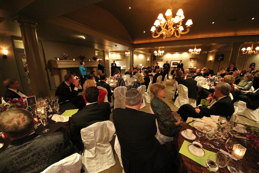 Seattle Opera Gala 2012 at Chateau St. Michelle