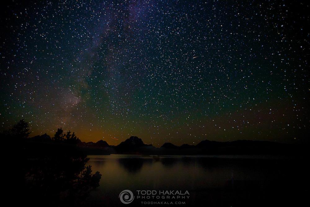 Starry Night Over Lake Jackson