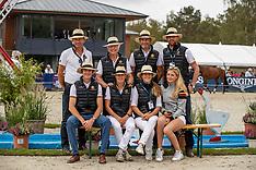 Horse inspection 2 - Luhmuhlen 2019