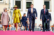 State Visit King Willem-Alexander and Queen Maxima to Luxemburg, 23-05-2018