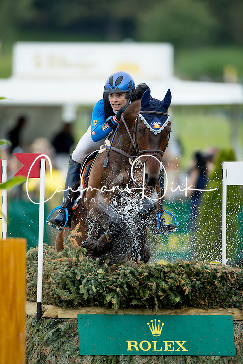Naber-Loozeman Alice, (NED), Harry Belafonte<br /> DHL Preis Cross Country<br /> CHIO Aachen 2016<br /> &copy; Hippo Foto - Dirk Caremans<br /> 16/07/16
