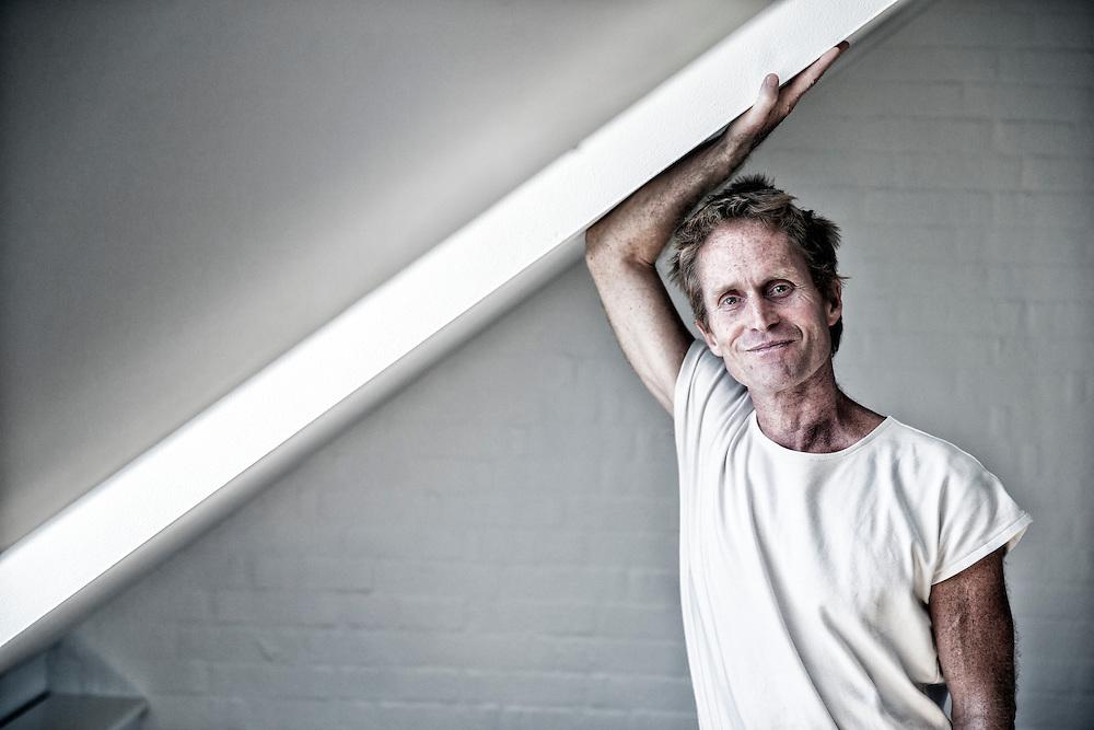Forfatter, underviser og meget andet Peter Høgh