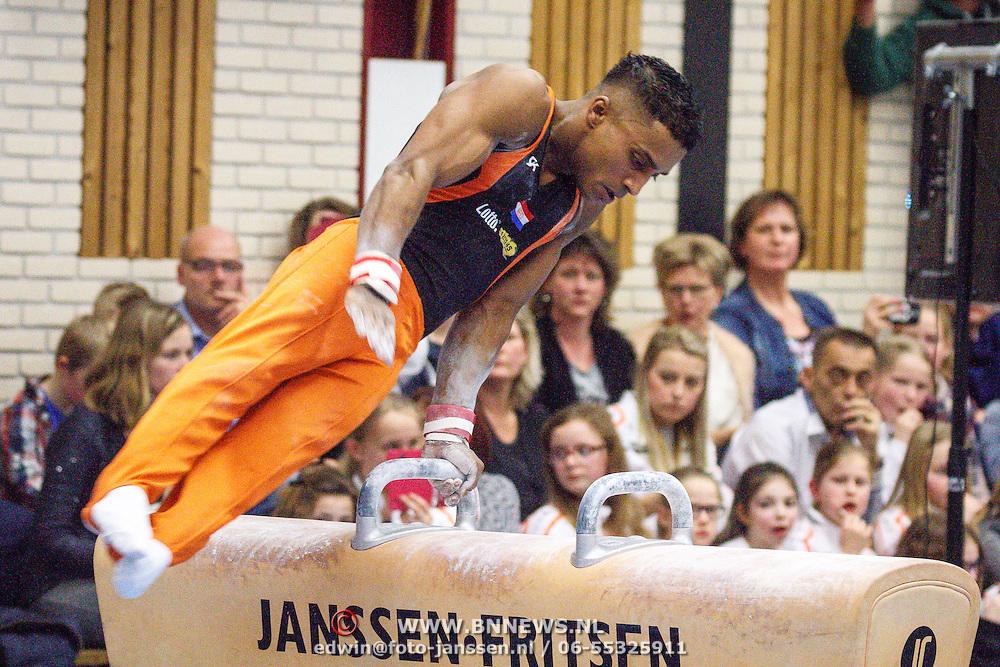NLD/Nijverdal/20160305 - Turninterland Nederland - Spanje, Anthony van Assche