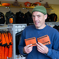 Dundee United Season Tickets...2012-13<br /> Ian Low from Dundee with his season tickets<br /> Picture by Graeme Hart.<br /> Copyright Perthshire Picture Agency<br /> Tel: 01738 623350  Mobile: 07990 594431