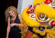 Hong Kong, China SAR<br /> Opening of the Hong Kong Bread Street Gordon Ramsey restaurant.18th September 2014.<br /> Pic Jayne Russell +852 97578607.<br /> Date-18.09.14