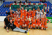 KNVB Finale Beker Drachster Boys VR1 - Nieuw Roden VR1 (Zaalvoetbal)