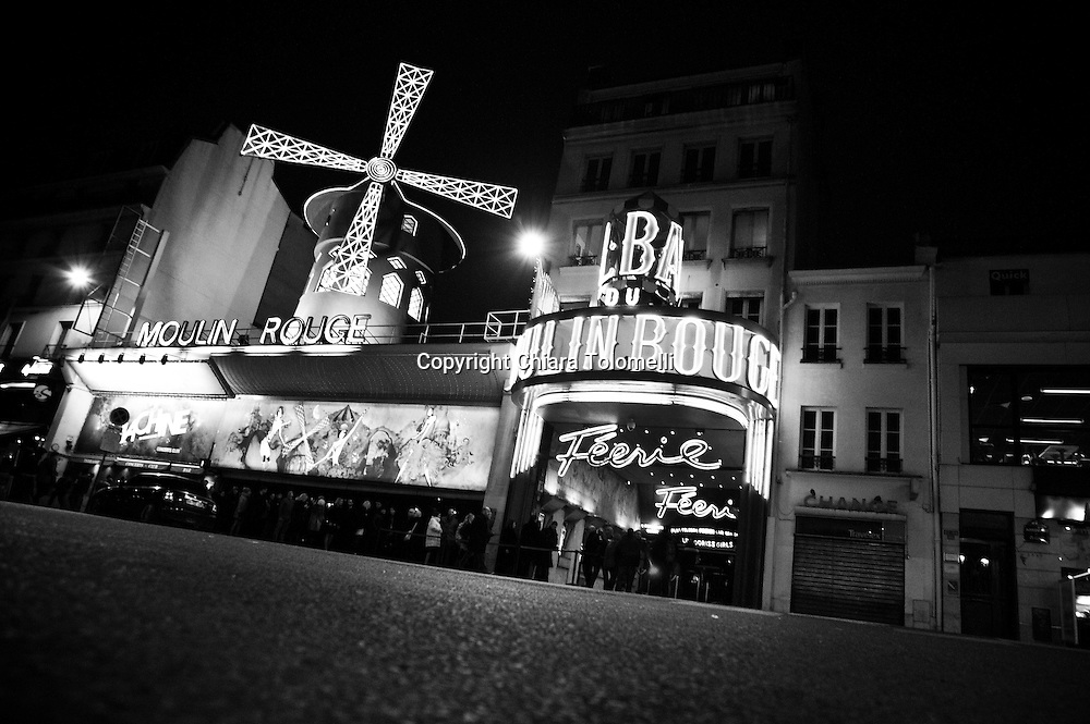 Il Moulin Rouge