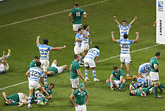 RWC 2015 - Argentina v Ireland