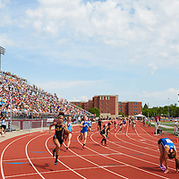 2016 WIAA State Track Meet Roger Harring Stadium