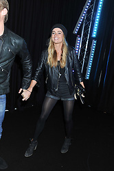 CRESSIDA BONAS at a party to celebrate the launch of the new 2&8 club at Morton's Berkeley Square, London on 27th September 2012.