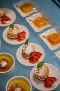 Peruvian food, Westin Hotel, Lima, Peru