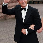 NLD/Apeldoorn/20070901 - Viering 40ste verjaardag Prins Willem Alexander, aankomst Jaime
