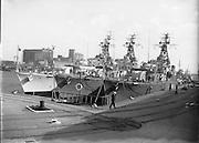 Views Dublin Harbour.27/09/1956