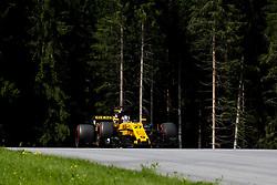 July 7, 2017 - Spielberg, Austria - Motorsports: FIA Formula One World Championship 2017, Grand Prix of Austria, .#27 Nico Hulkenberg (GER, Renault Sport F1 Team) (Credit Image: © Hoch Zwei via ZUMA Wire)