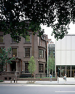 Morgan Library and Museum, Madison Ave New York, Architect Renzo Piano Building Workshop.