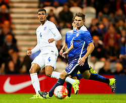 Ruben Loftus-Cheek of England U21 attacks - Mandatory byline: Matt McNulty/JMP - 07966386802 - 03/09/2015 - FOOTBALL - Deepdale Stadium -Preston,England - England U21 v USA U23 - U21 International