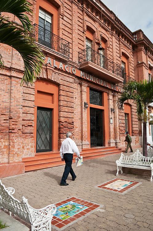 Palacio Municipal Chapala, City Hall for the town of Lake Chapala, Jalisco, Mexico.
