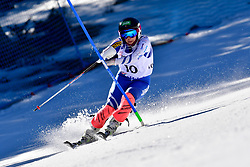 HONDO Ammi, LW6/8-2, JPN, Slalom at the WPAS_2019 Alpine Skiing World Cup, La Molina, Spain